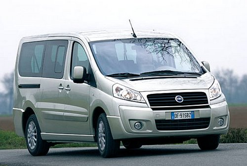fiche technique fiat scudo panorama 2 0 multijet family. Black Bedroom Furniture Sets. Home Design Ideas