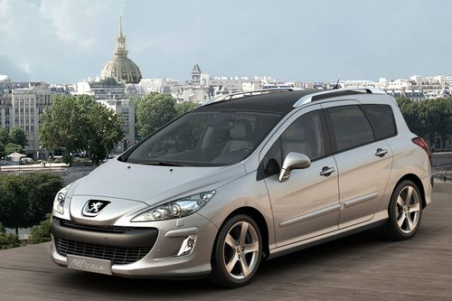 histoire de peugeot 308 sw evolution et changements. Black Bedroom Furniture Sets. Home Design Ideas
