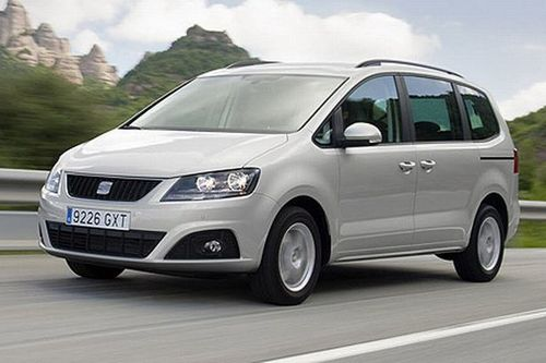 volume du coffre de seat alhambra combien de litres. Black Bedroom Furniture Sets. Home Design Ideas